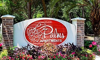Community Signage, The Palms, 0