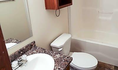 Bathroom, East Fork Crossing, 2