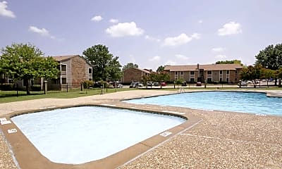 Pool, Park Lane - Arlington, 0
