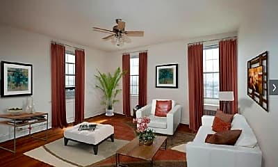 Living Room, 1803 Biltmore St NW, 2