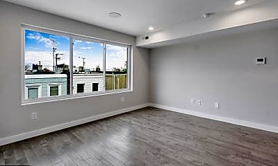 Living Room, 1650 Point Breeze Ave 3, 1