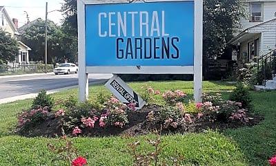 Central Gardens Apartment, 1