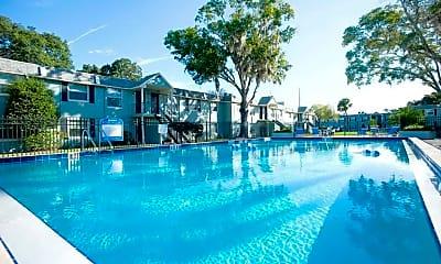 Pool, Avesta Forest Oaks, 0