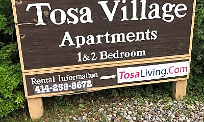 Tosa Living Apartments, 1