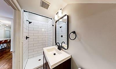 Bathroom, Room for Rent - Live in Peoplestown, 2