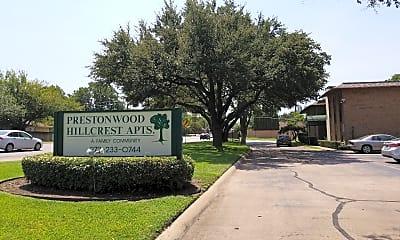 Prestonwood Hillcrest, 1