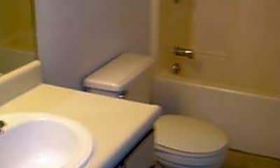 Bathroom, The 3400 blocks of E Covington and Lomita Streets The 2700 block of  S Glenview Avenue, 1