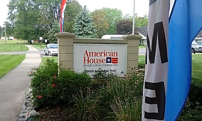 Dearborn Heights American House, 1