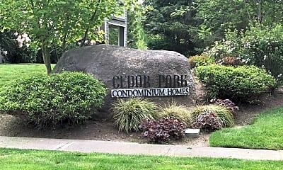 Community Signage, 10620 221st Ln NE, 1
