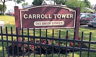 Carroll Tower, 1