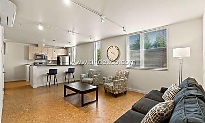 Living Room, 4241 N Massachusetts Ave, 0