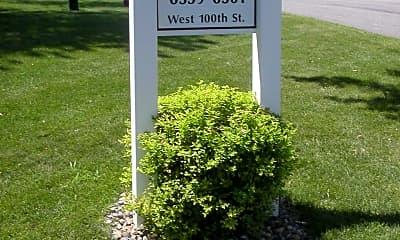 Community Signage, 8351 W 100th St, 0