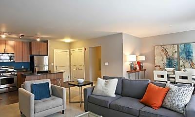 Living Room, Arlington 360, 1