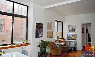 Living Room, 77 Lexington Ave, 1