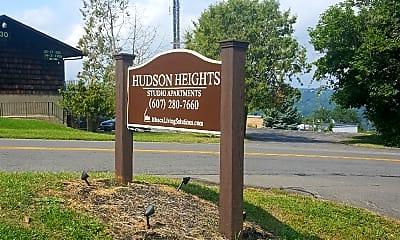 Hudson Heights Studio Apartments, 1