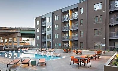 Pool, Crossroads Westside, 0