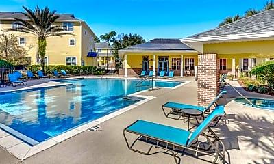 Pool, Hampton Oaks, 2