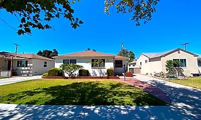 Building, 9633 Florpark St, 1