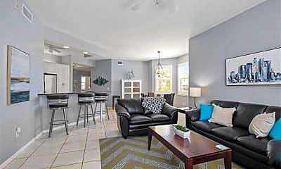 Living Room, 460 Launch Cir 401, 1