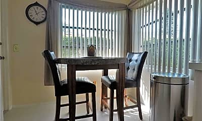 Dining Room, 1718 Manchester Dr, 1