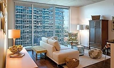 Living Room, 4354 Oak Lawn Avenue, 2