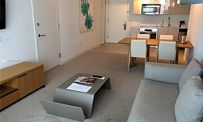 Living Room, 2602 E Hallandale Beach Blvd 1108, 0