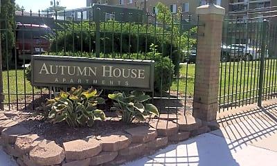 Autumn House, 1