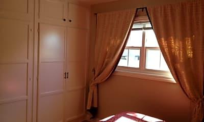 Bedroom, 2801 North Keystone Street, 2