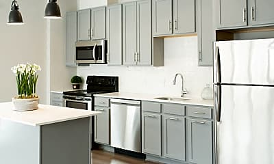 Kitchen, The Jamison, 1