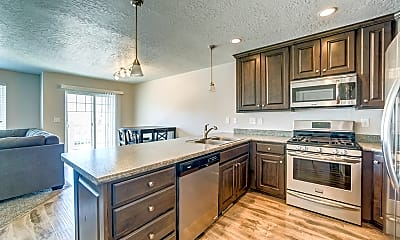 Kitchen, 1147 Independence Ave, 1