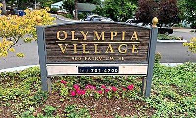 Olympia Village, 1