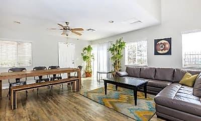 Living Room, 3828 Pendiente Ct, 1