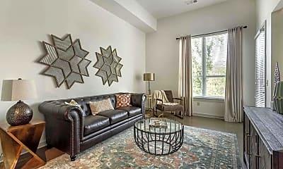 Living Room, 1200 Linden Ave, 1