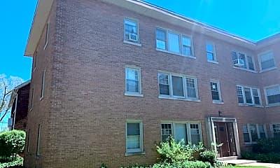 Building, 4817 Hull St 2B, 1