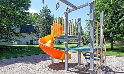 Playground, Tanglewood Apartments, 2
