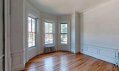 Living Room, 92 Marlborough St #2, 1