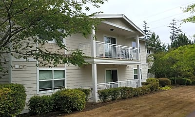 Twin Pines Apartments, 2