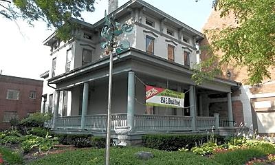Building, 753 E Broad St, 2