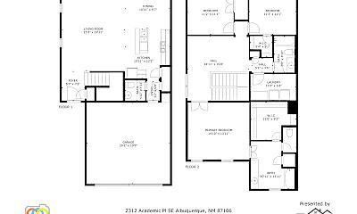 Bedroom, 2312 Academic Pl SE, 2