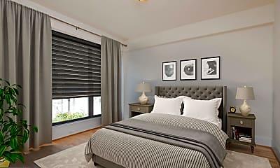 Bedroom, 1830 Jefferson Pl NW 14, 2