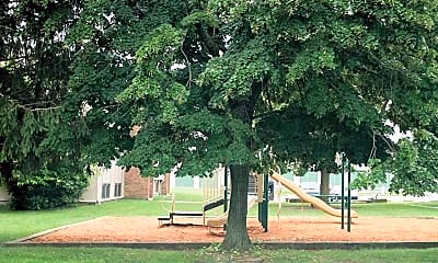 Playground, Landmark Village Apartments, 2