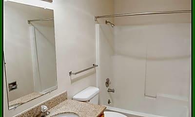 Bathroom, 1016 & 1024 SE Latah, 2