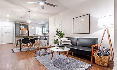 Living Room, 3109 Green St 111, 1