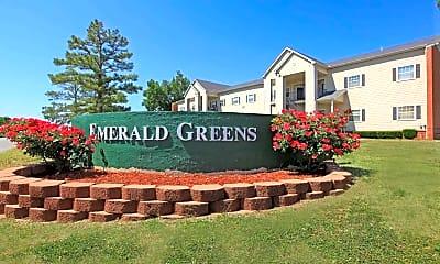 Community Signage, Emerald Greens, 0
