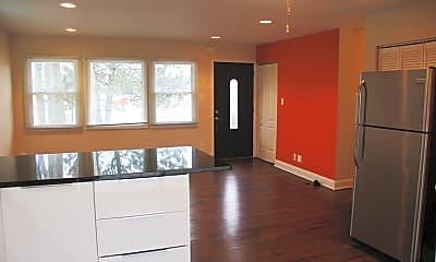 Living Room, 1151 S Grace St, 1