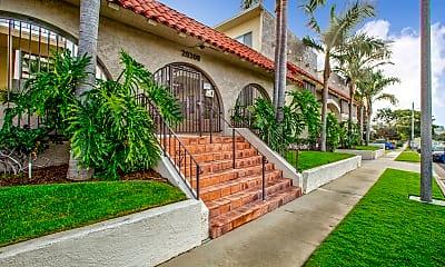 Building, Emerald Garden Apartments, 0