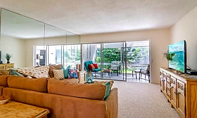 Living Room, 20 Celestial Way 111, 1