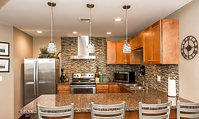 Kitchen, Sterling Pointe Apartments, 2