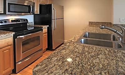 Kitchen, The Belvedere, 0