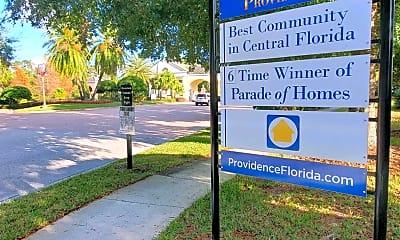 Community Signage, 2299 Victoria Drive, 1